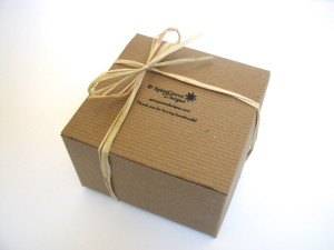Our 100% Recycled Gift Boxes