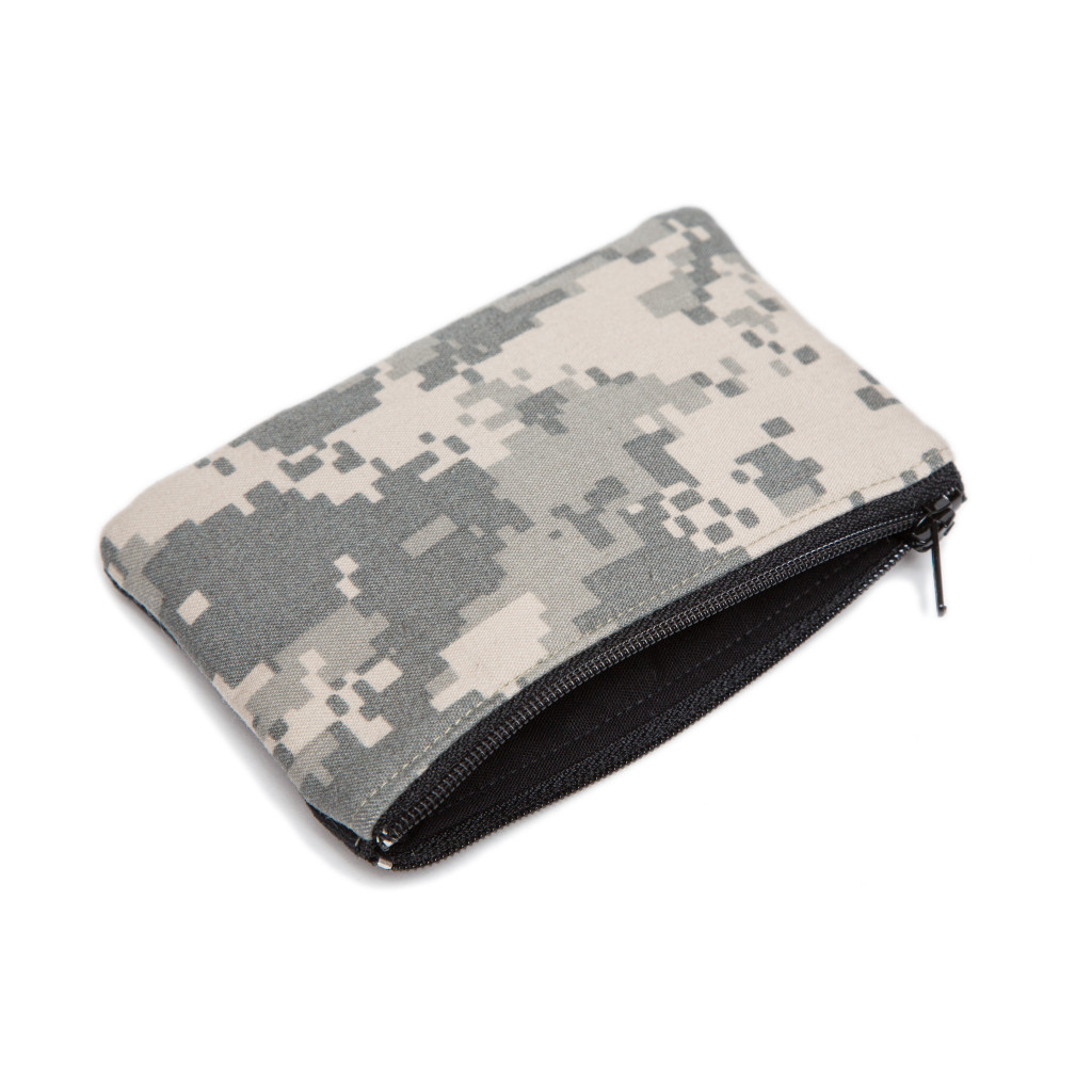 STRUCTUREbags Camo Mini Pouch