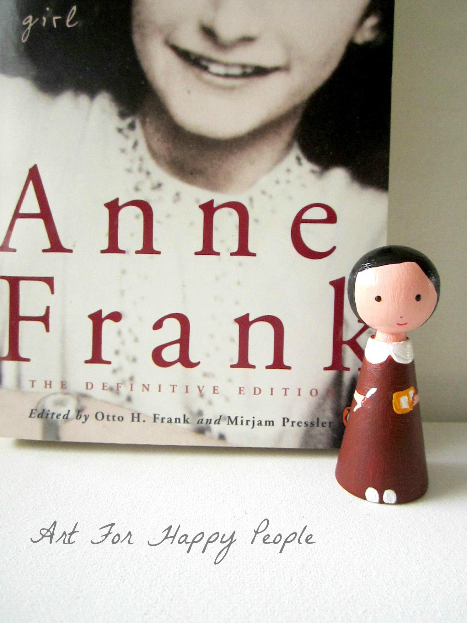 Anne Frank Doll