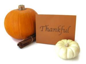 Spiced Thankful Card from Spice Grove Designs