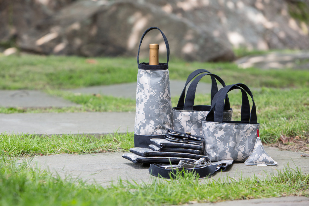 STRUCTUREbags 'Camo With A Cause' line